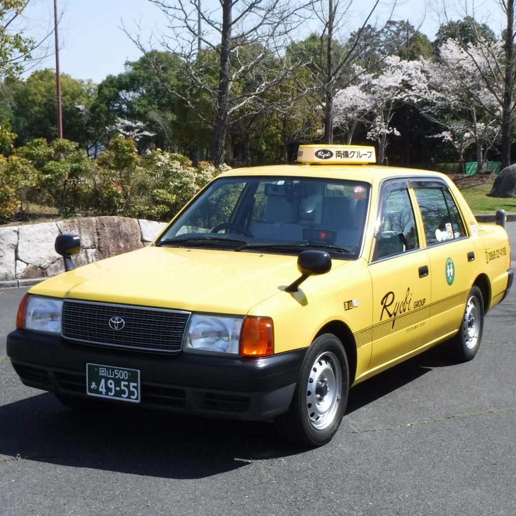 普通タクシー